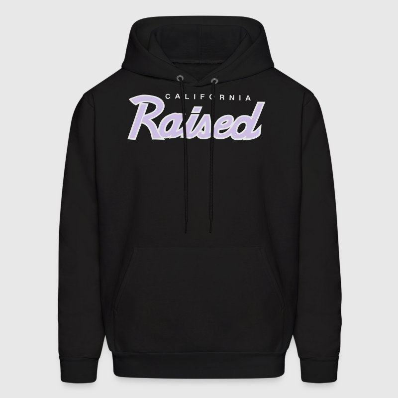 California Raised Hoodies - Men's Hoodie