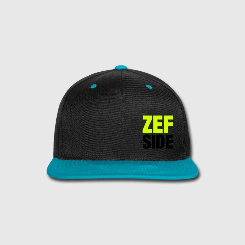Zef Side hat - Snap-back Baseball Cap