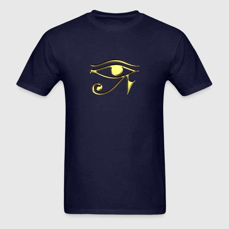 Eye of Horus - symbol protection & healing I T-Shirts - Men's T-Shirt