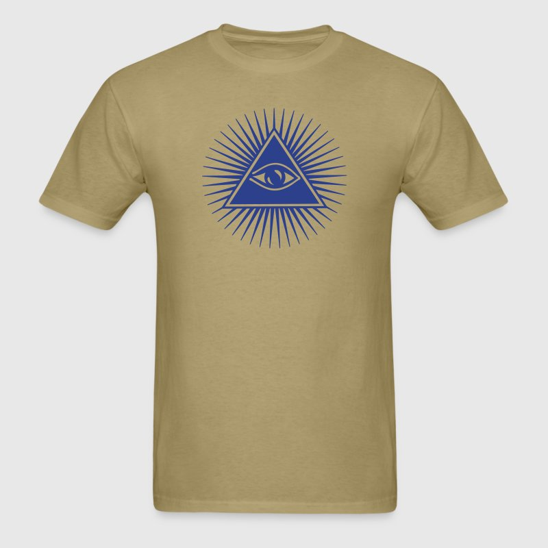 all seeing eye of god - symbol Supreme Being Women's T-Shirts - Men's T-Shirt