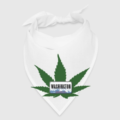 Washington: The Evergreen Marijuana State Accessories - Bandana