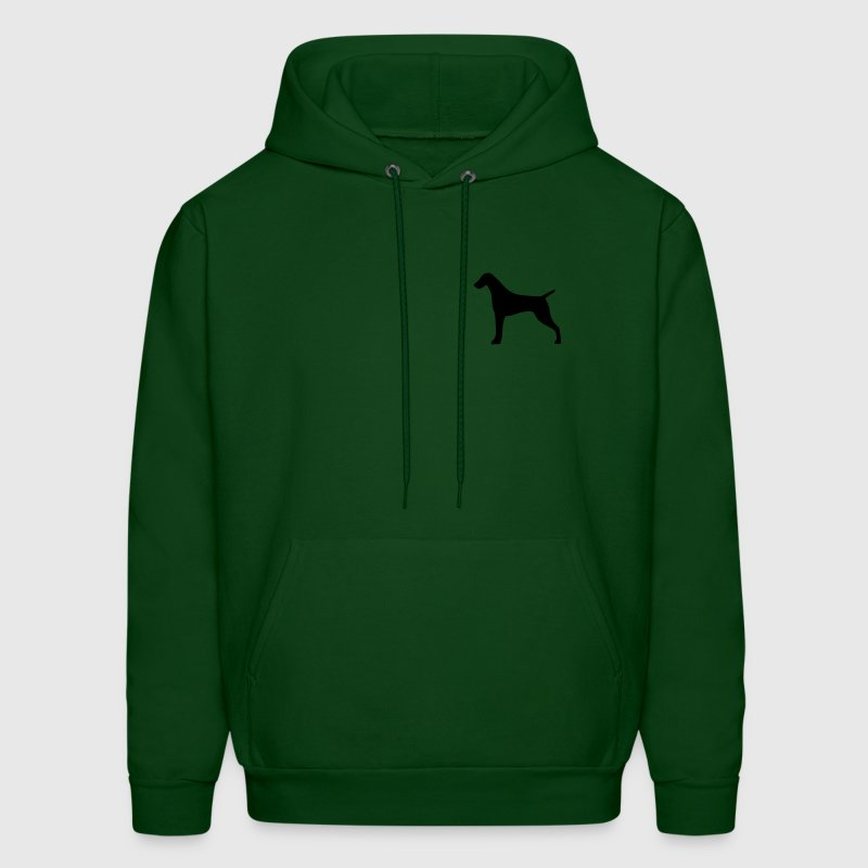 Mens Hooded German Shorthaired Pointer - Men's Hoodie