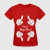 property of my boyfriend Women's T-Shirts - Women's T-Shirt