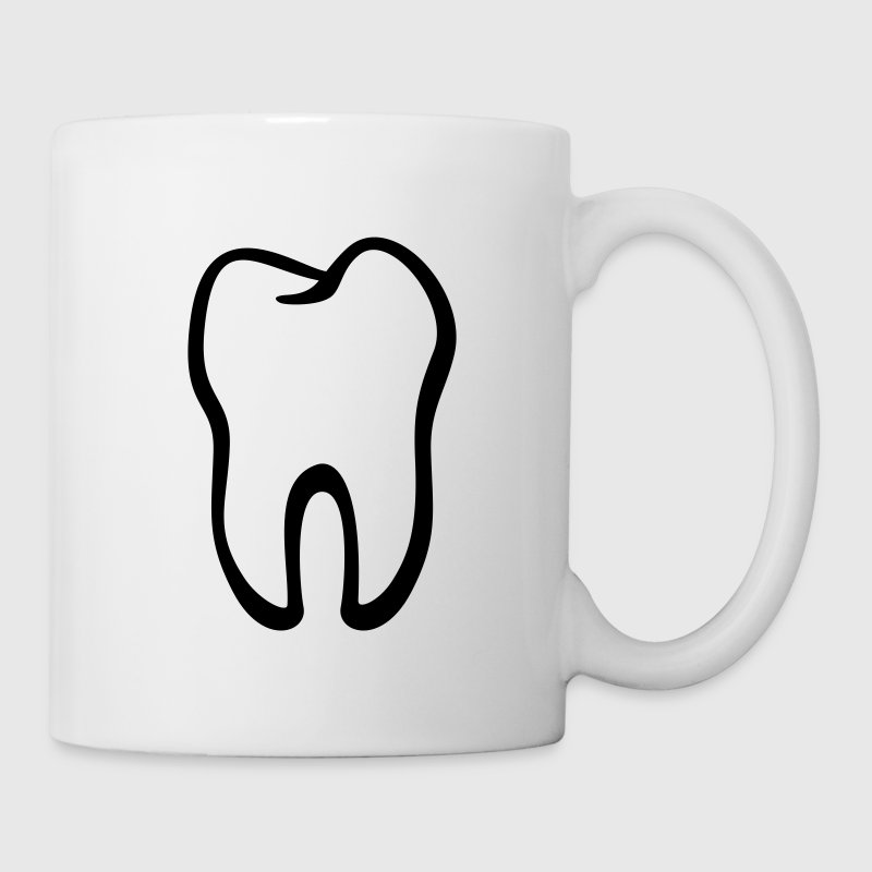 Tooth / Zahn / Dent / Diente / Dente / Tand Access - Coffee/Tea Mug