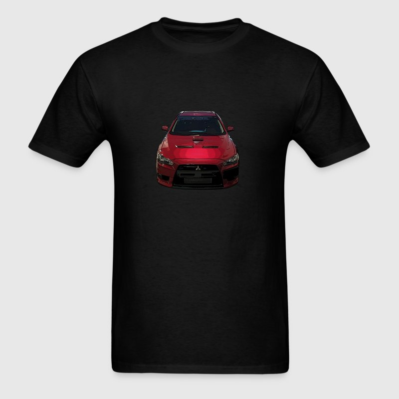 Mitsubishi Lancer Evolution GSR T-Shirts - Men's T-Shirt