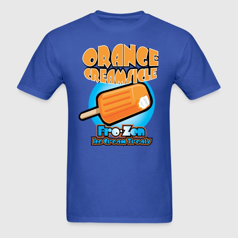 Orange Creamsicle T-Shirts - Men's T-Shirt