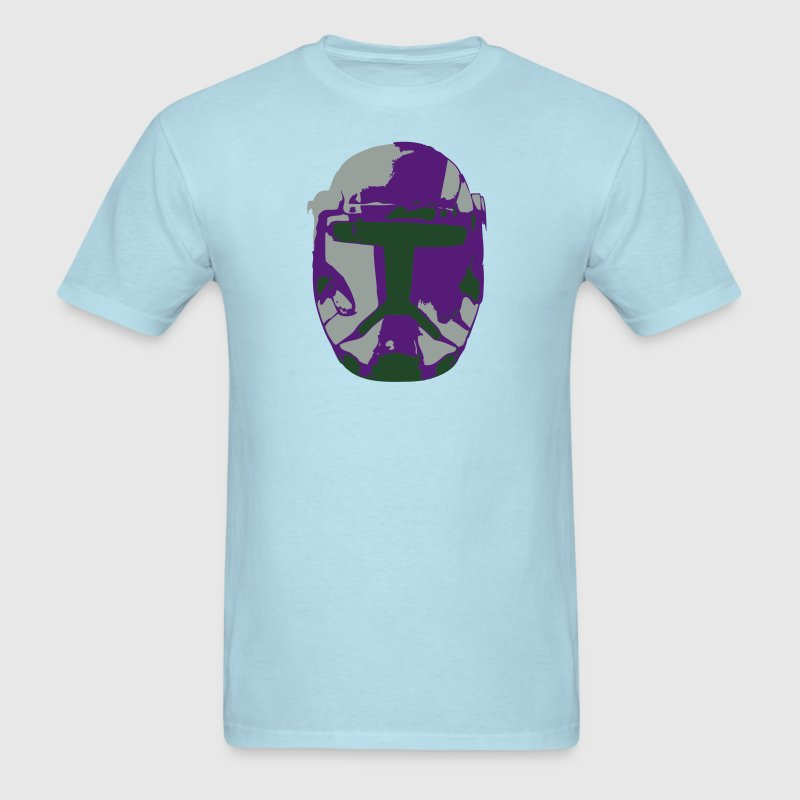 Star Wars Republic Commando Helmet T-Shirts - Men's T-Shirt