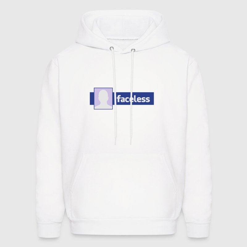 Faceless Hoodies - Men's Hoodie