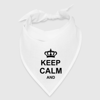 keep_calm_and_g1 Accessories - Bandana