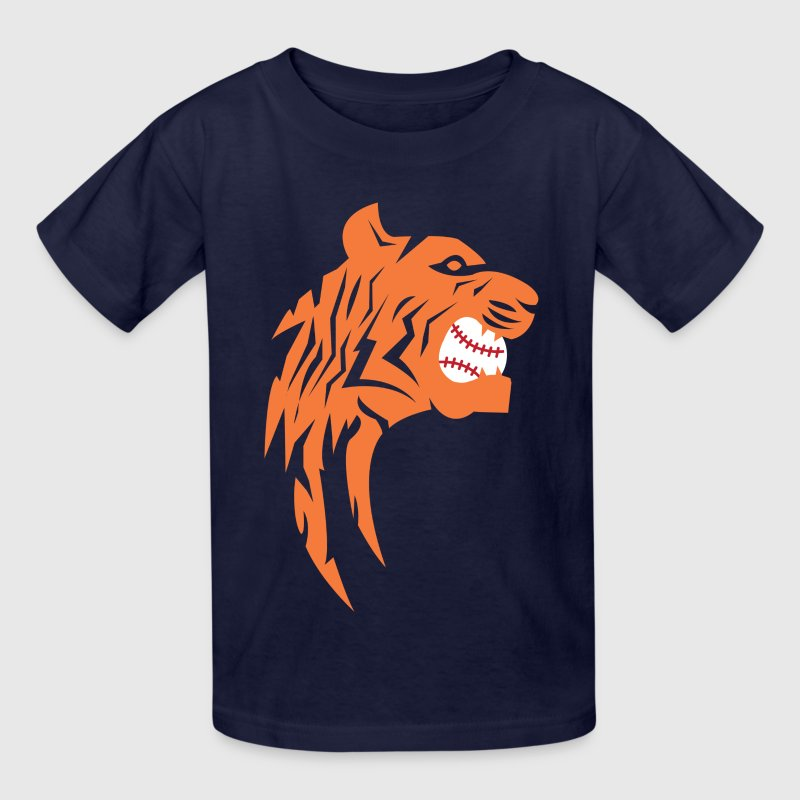 Detroit Tigers Kids' Shirts - Kids' T-Shirt