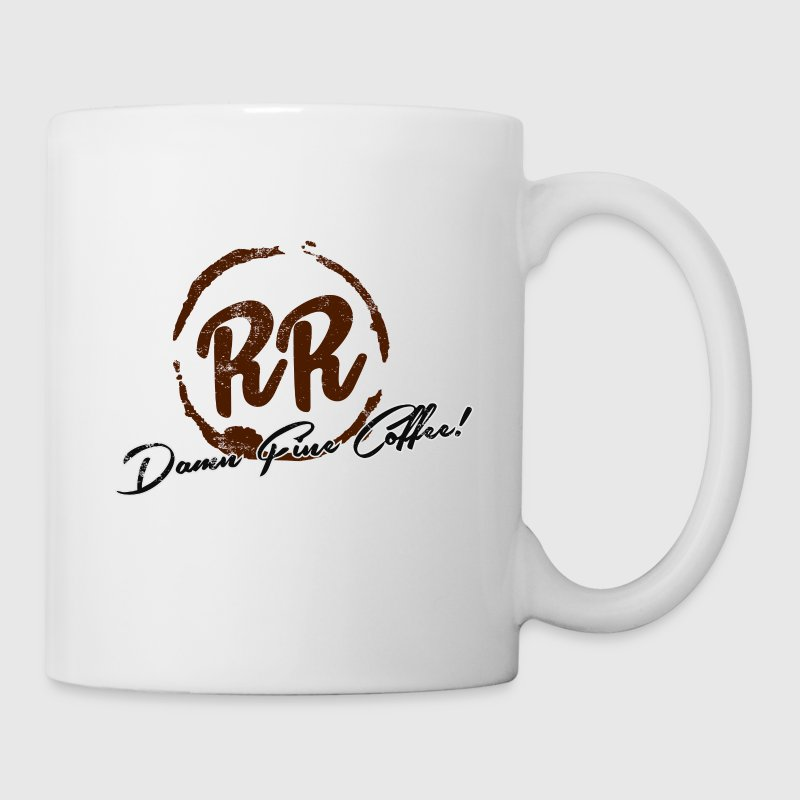 Double R Diner Damn Fine Coffee! Bottles & Mugs - Coffee/Tea Mug