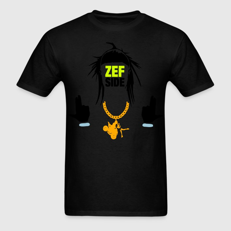 Zef Silver Chain - Men's T-Shirt