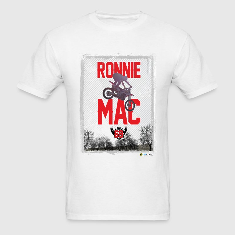 Ronnie Mac Graphic T Shirt Spreadshirt