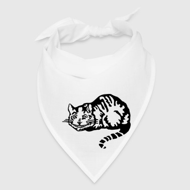 Cheshire cat Bags  - Bandana