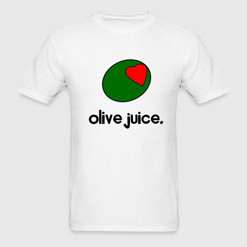 Olive Juice Hoodies - Men's T-Shirt