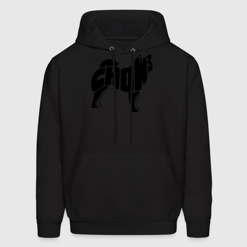 Chow Chow Dog Art Hoodies - Men's Hoodie