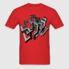 Geometric Design T-Shirts - Men's T-Shirt