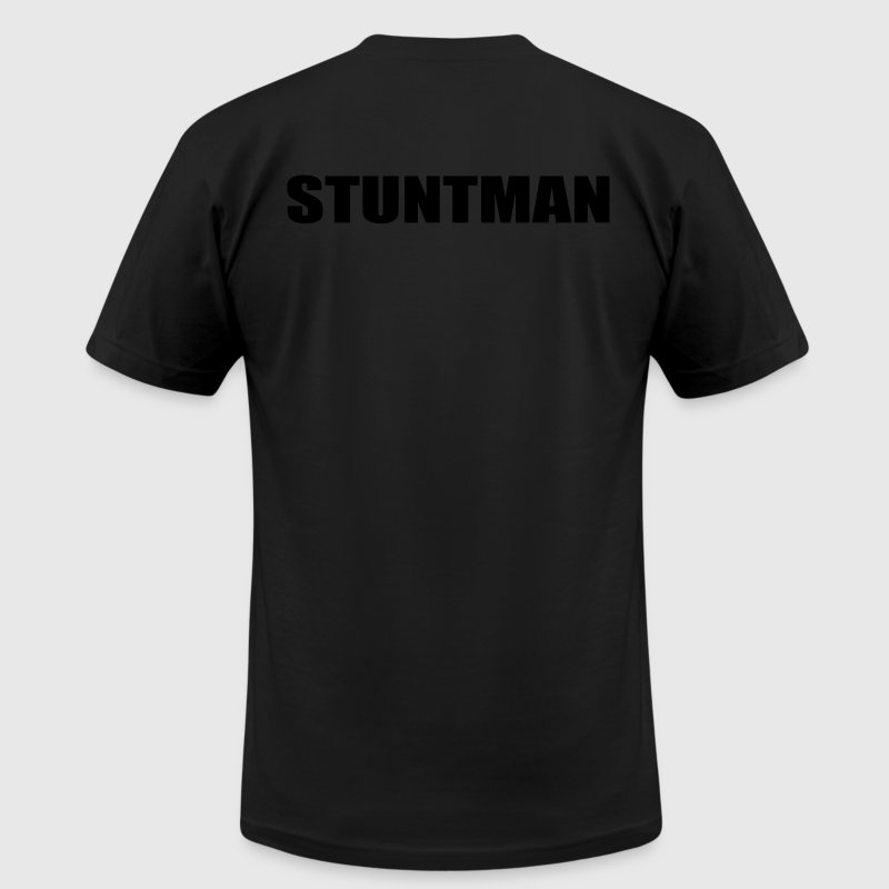 Stuntman Shirt - Men's T-Shirt by American Apparel