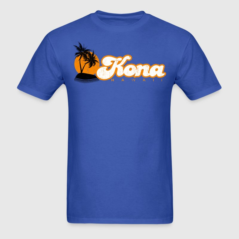 Kona Hawaii T-Shirts - Men's T-Shirt