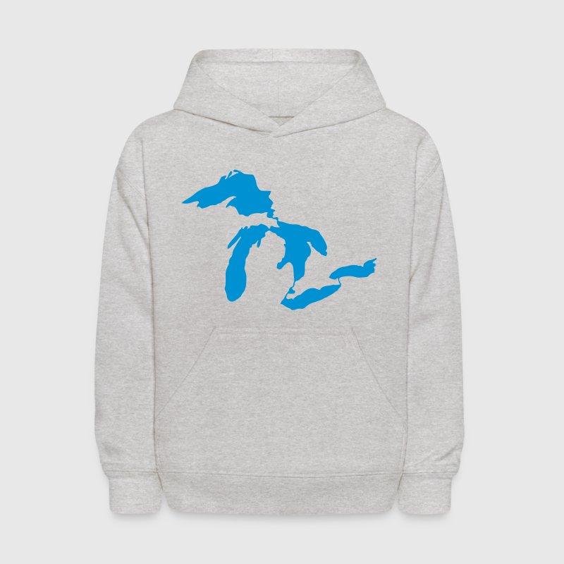 Great Lakes Sweatshirts - Kids' Hoodie