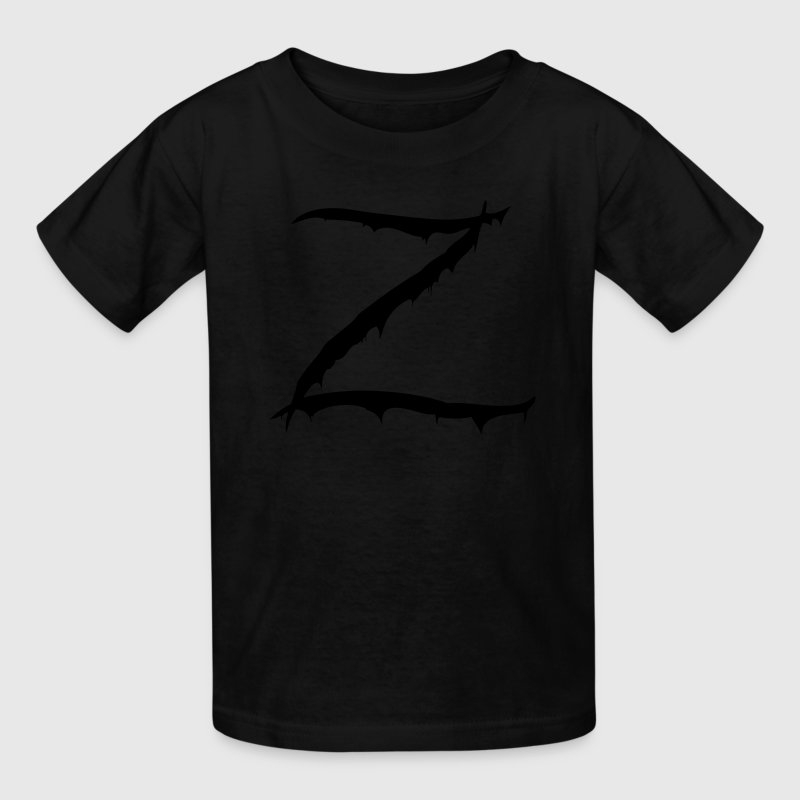 Z  Zorro - Kids' T-Shirt