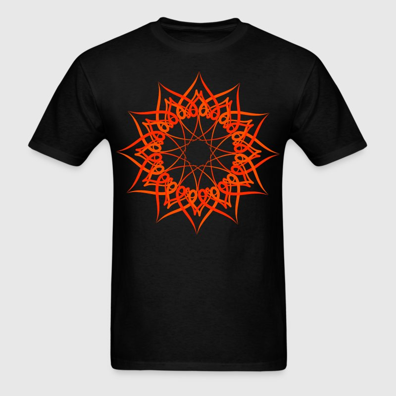 Intricate Design T-Shirts - Men's T-Shirt