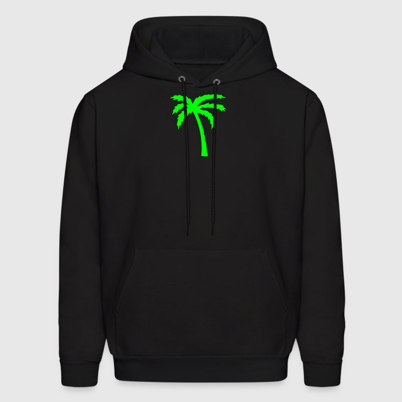 Palm Tree Hoodies - Men's Hoodie