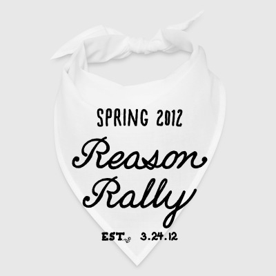 Reason Rally by Tai's Tees - Bandana