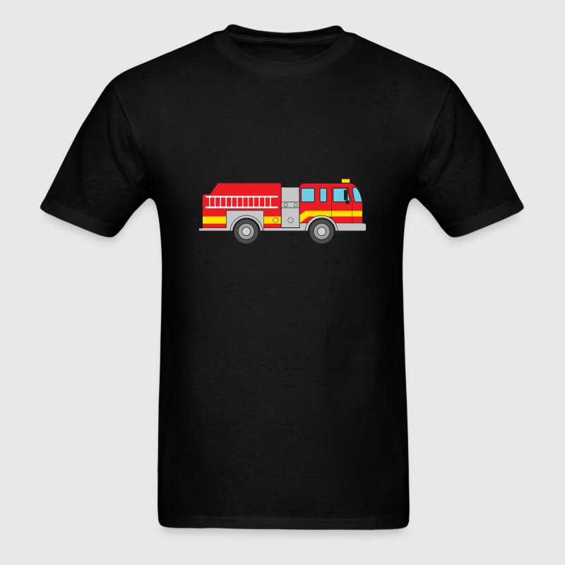 Fire Truck T-Shirts - Men's T-Shirt