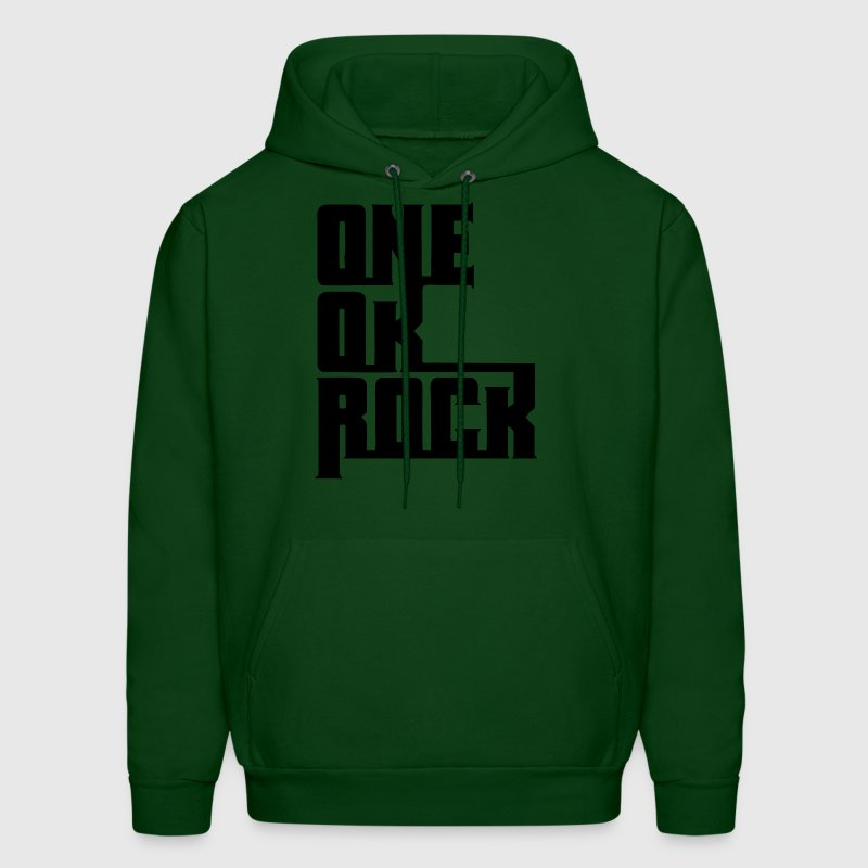 ONE OK ROCK LOGO (Black) Hoodies - Men's Hoodie