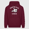 partners in crime Hoodies - Men's Hoodie