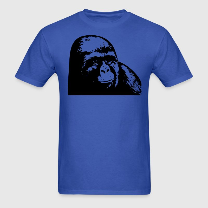 Jimmy Rustle Gorilla T-Shirts - Men's T-Shirt