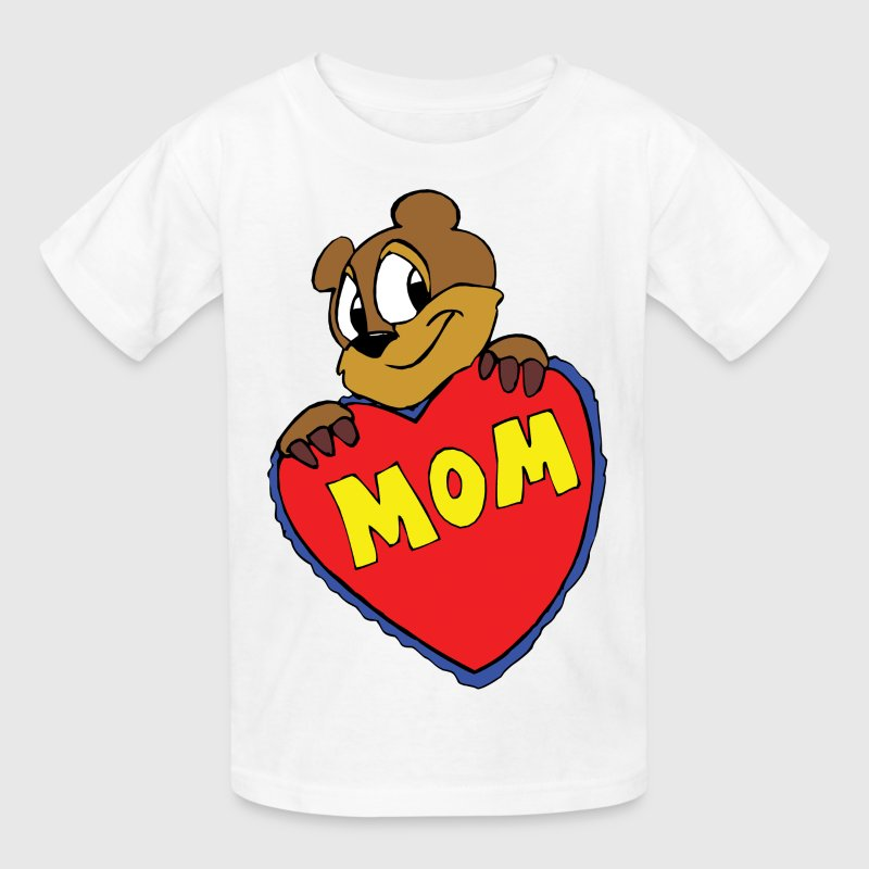 Mother's Day T-Shirt - Kids' T-Shirt