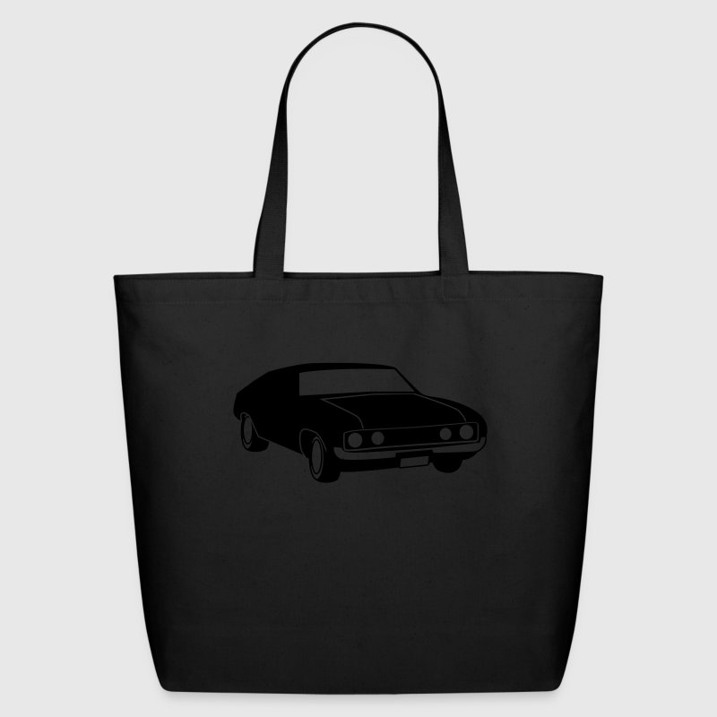 old vintage ford or holden car Bags & backpacks - Eco-Friendly Cotton Tote