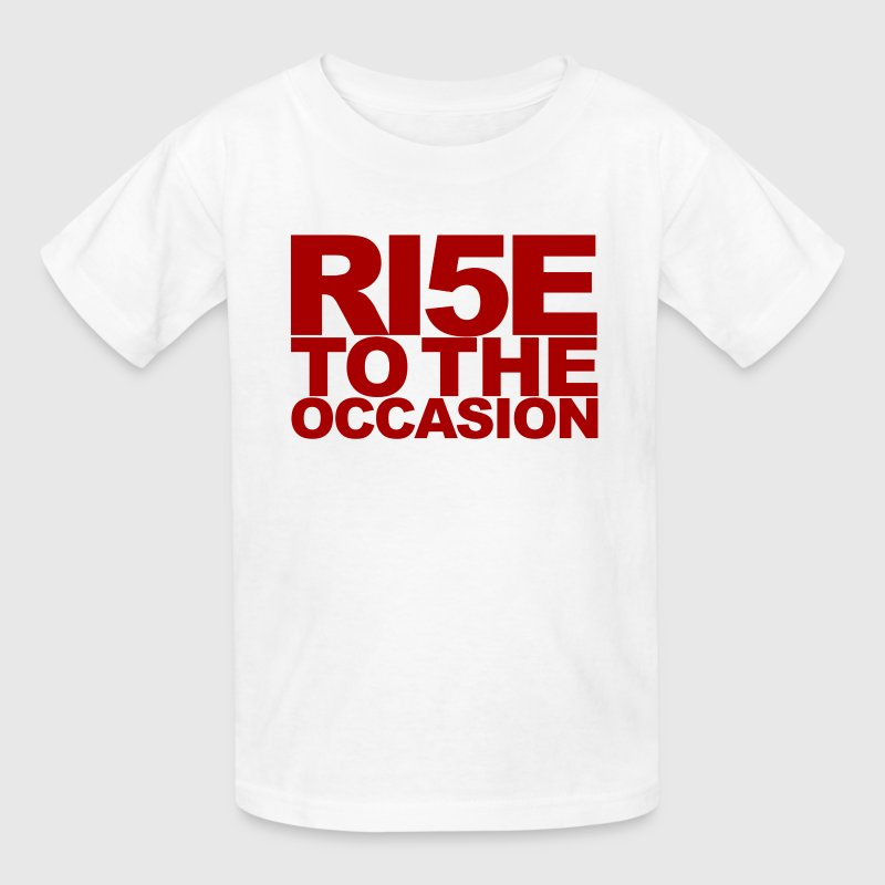 Louisville Cardinals Rise to the Occasion - Kids' T-Shirt