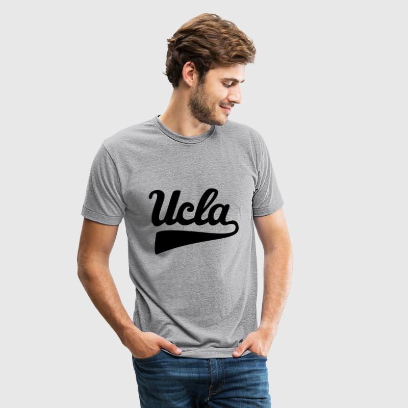 UCLA T-Shirts - Unisex Tri-Blend T-Shirt by American Apparel