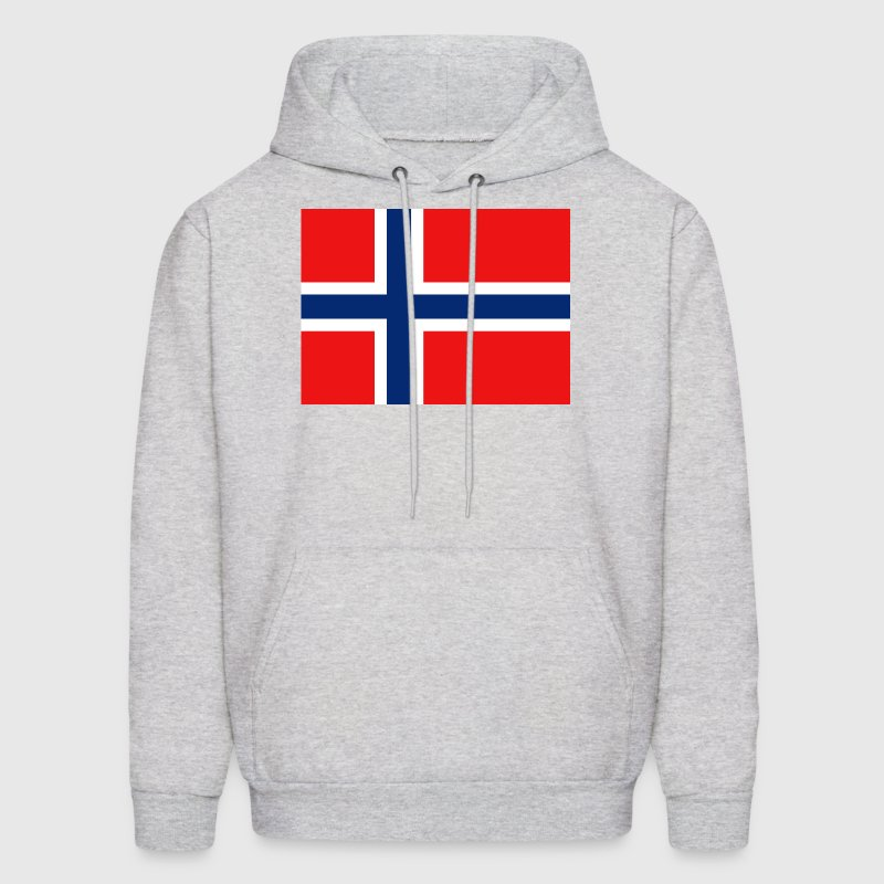Norway Flag Sweatshirt - Men's Hoodie