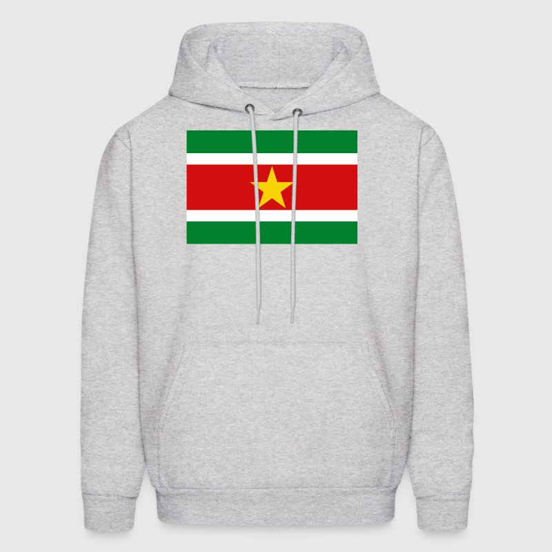 Suriname Flag Sweatshirt - Men's Hoodie