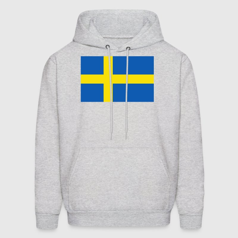 Sweden Flag Sweatshirt - Men's Hoodie