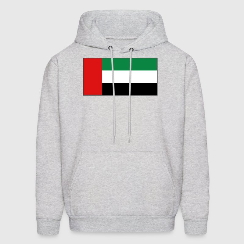 United Arab Emirates Flag Sweatshirt - Men's Hoodie