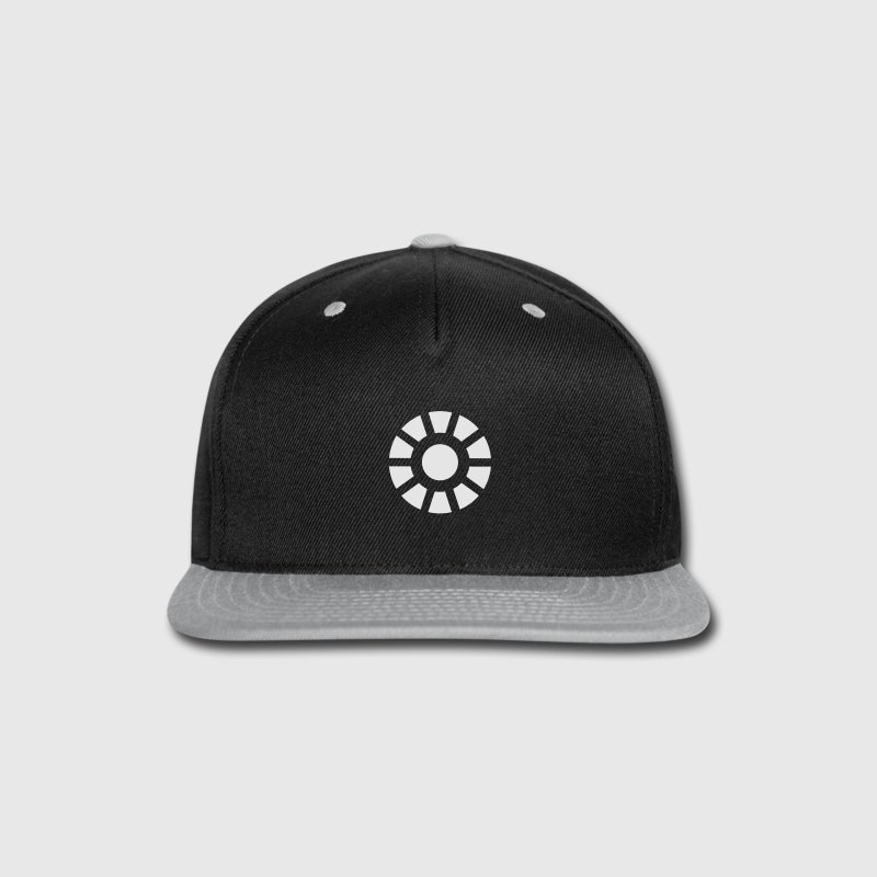 Arc Reactor Caps - Snap-back Baseball Cap