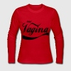 Enjoy Vagina Long Sleeve Shirts - Women's Long Sleeve Jersey T-Shirt