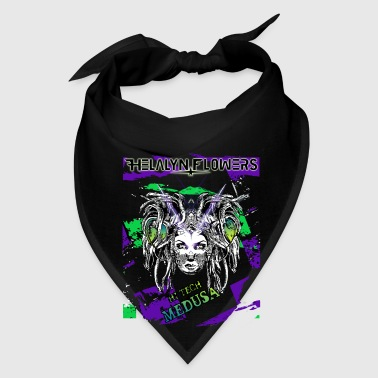 Hi-Tech Medusa Shopping Bag - Bandana