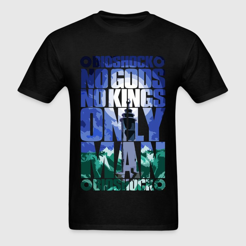 No Gods or Kings, Only Man T-Shirts - Men's T-Shirt