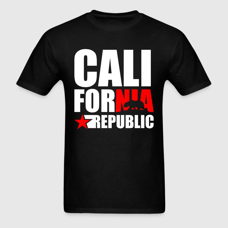 CALIFORNIA REPUBLIC T-Shirts - Men's T-Shirt
