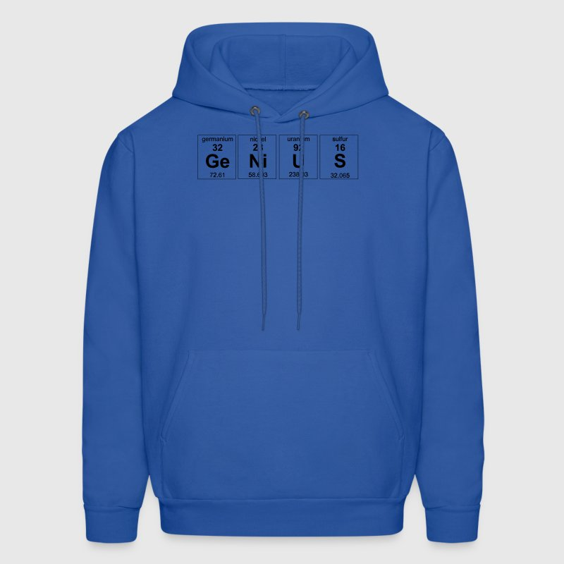 Genius Element Hoodies - Men's Hoodie