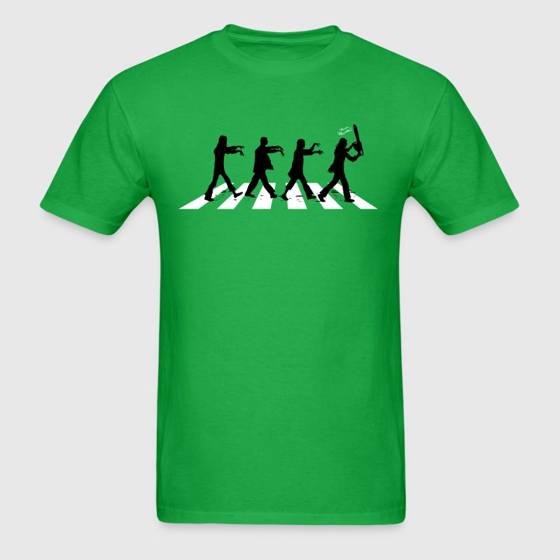 Zombies on Abbey Road (Original Version) - Men's T-Shirt