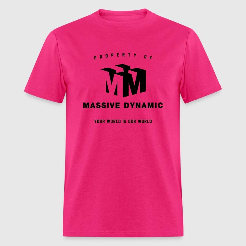 Massive Dynamic T-Shirt | Spreadshirt