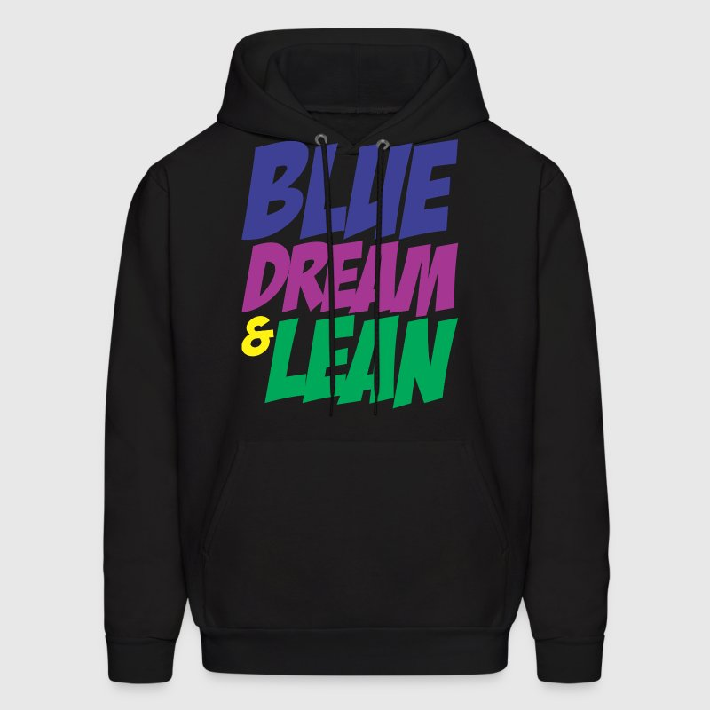 Blue Dream & Lean Hoodies - Men's Hoodie