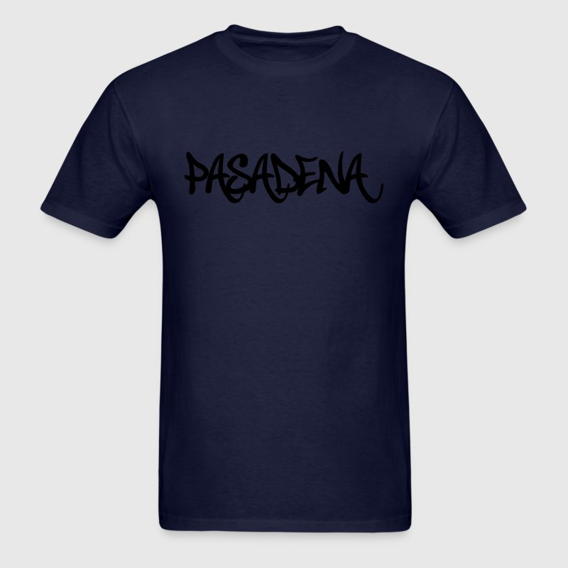 Pasadena Graffiti T-Shirts - Men's T-Shirt